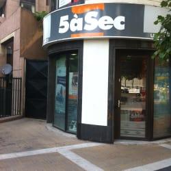 5 àSec - Las Condes  en Santiago