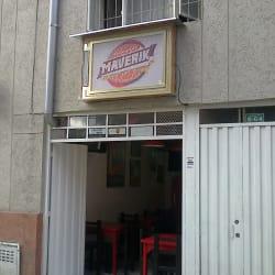 Maverick Hamburguesas en Bogotá