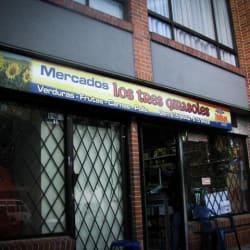 Los Tres Girasoles en Bogotá