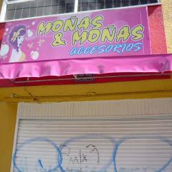 Moñas & Moñas Accesorios en Bogotá