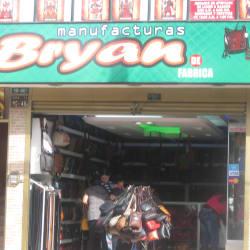 Manufacturas Bryan en Bogotá
