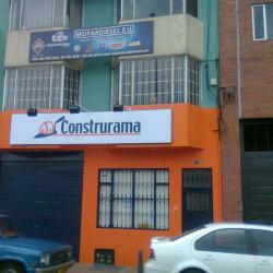 Mopardiesel EU en Bogotá