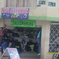 Moto Accesorios C & A en Bogotá