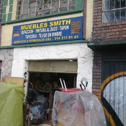 Muebls Smith en Bogotá