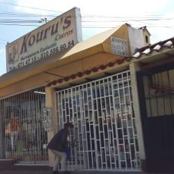 Kouru's Cueros en Bogotá