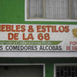 Muebles y Estilos De La 68 en Bogotá