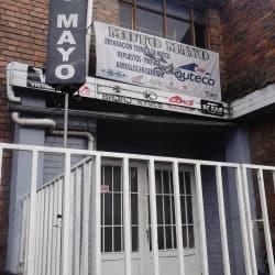 Moto Mayo en Bogotá