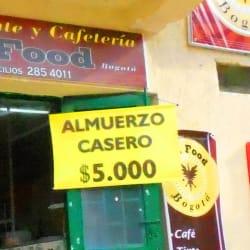 Mr. Food en Bogotá
