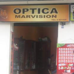 Óptica Marvision en Bogotá