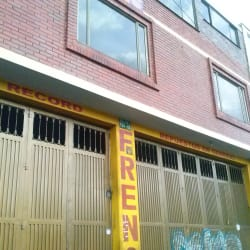 Frenos El Record en Bogotá