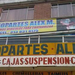 Autopartes Alex M. en Bogotá