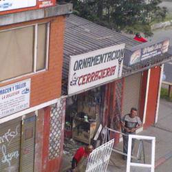 Ornamentación Cerrajería en Bogotá