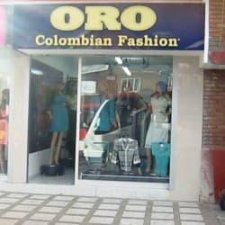 Oro Colombia Fashion en Bogotá