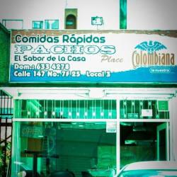 Pachos El Sabor De La Casa en Bogotá