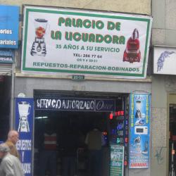 Palacio De La Licuadora en Bogotá