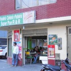 Panadería super Pan R&R en Bogotá