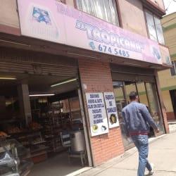 """Panadería y pastelería """"Tropicana""""-san cristobal  en Bogotá"""