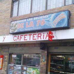 Panadería Las Delicias De La 76 en Bogotá