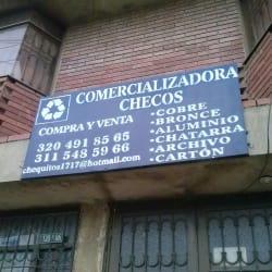 Comercializadora Checos en Bogotá