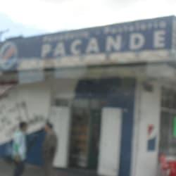 Pancade en Bogotá