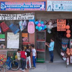 Pañalera Los Paisas en Bogotá