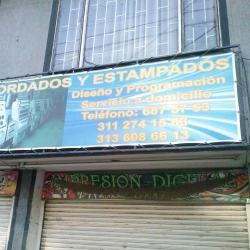 Bordados y Estampados en Bogotá