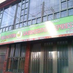 Broaster Sabrosito Express en Bogotá