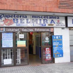 Papelería Belmira en Bogotá