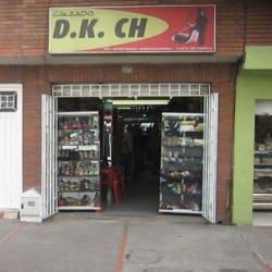 Calzado DK C.H en Bogotá