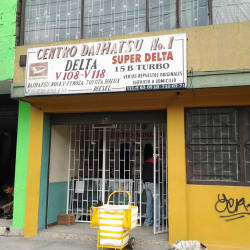 Centro Daihatsu  en Bogotá