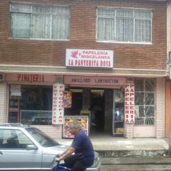 Papelería y Miscelánea La Panterita Rosa en Bogotá