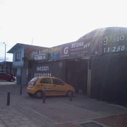 Centro Deportivo Bernabeu Fútbol 6 en Bogotá