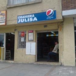 Cigarrería Julisa en Bogotá