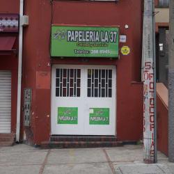 Papelería La 37 en Bogotá