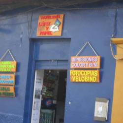 Papelería Lápiz y Papel  en Bogotá