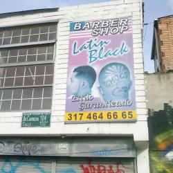Barber Shop Latin Black en Bogotá