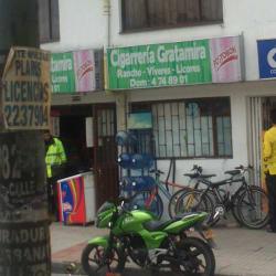 Cigarrería Gratamira en Bogotá