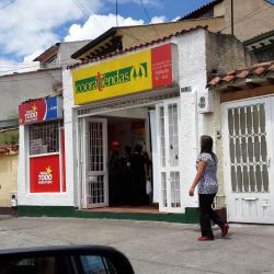 Cooratiendas Carrera 55 Con 173 en Bogotá