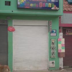 Pañalera El Niño Danny en Bogotá