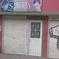 Peluquería Saery en Bogotá