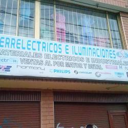 Ferrelectricos E Iluminaciones I.V. en Bogotá