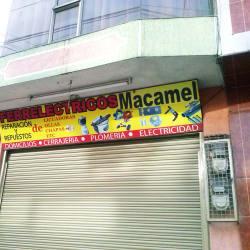 Ferrelectricos Macamel en Bogotá