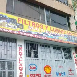 Filtros y Lubricantes Multimarcas en Bogotá