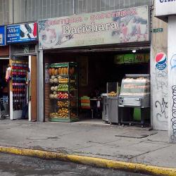 Frutería y Cafetería Barichara  en Bogotá
