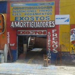 Amortiguadores Carrera 29B con 66 en Bogotá