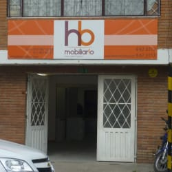 Hb Mobiliario en Bogotá