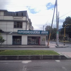 Hiperdroguería Jardín en Bogotá