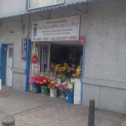 La Expasion De La Flor en Bogotá