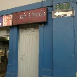 Kafé & Tertulia en Bogotá
