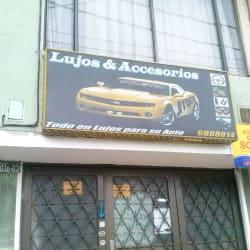 Lujos y Accesorios Jireth en Bogotá